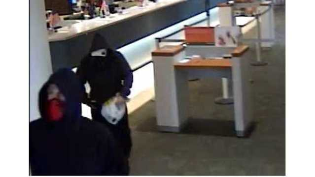 NEW INFO: Police arrest two PNC Bank robbery suspects
