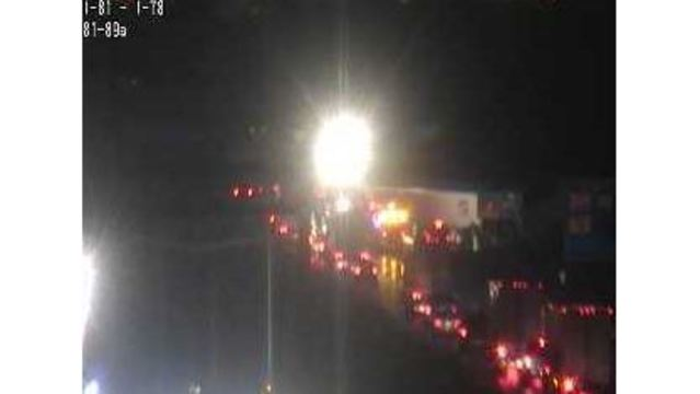 Two people from Schuylkill County killed in crash on I-81