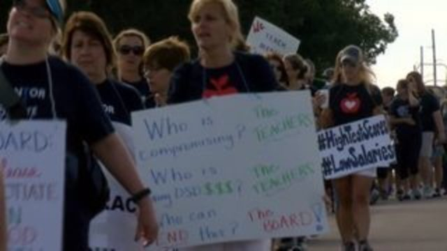 Dallas Teachers to Return to Classroom on Tuesday (October 3)