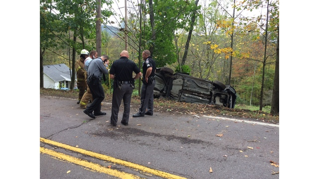 Update: Child Dies in Route 307 Rollover, Investigation Continues