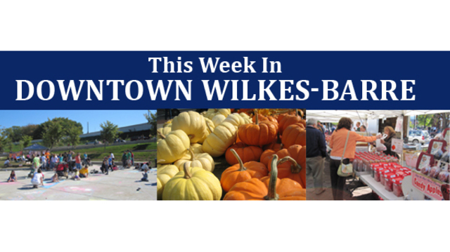 This Week in Downtown Wilkes-Barre: October 17 - October 23
