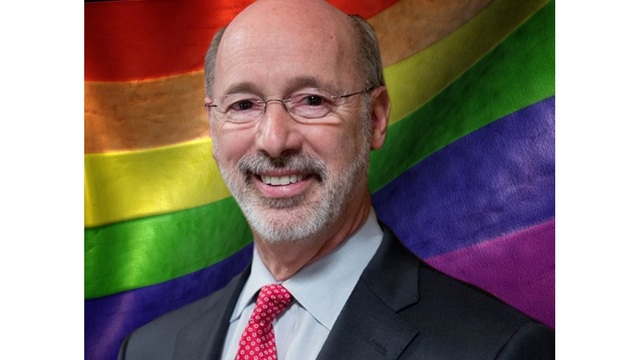 Gov. Wolf pushes for vote on LGBT non-discrimination protections