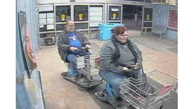 State Police Attempt to ID Duo in Credit Card Theft and Use