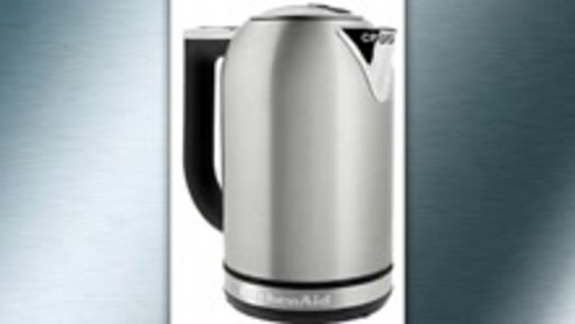 Whirpool issues recall for KitchenAid electric kettles