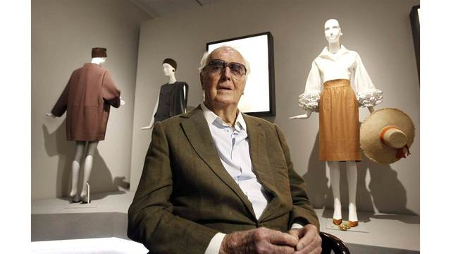 Tailor to the stars Hubert de Givenchy dies at 91