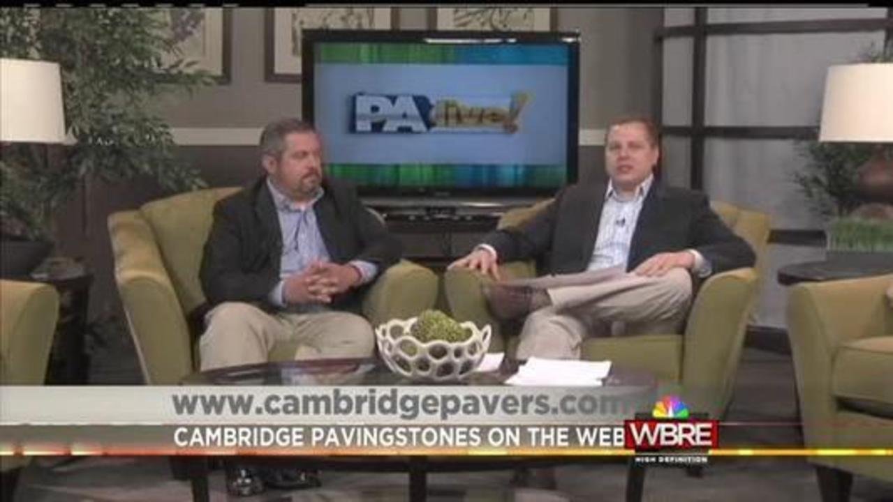 Cambridge Paving Stones: Beautifying Your Outdoors