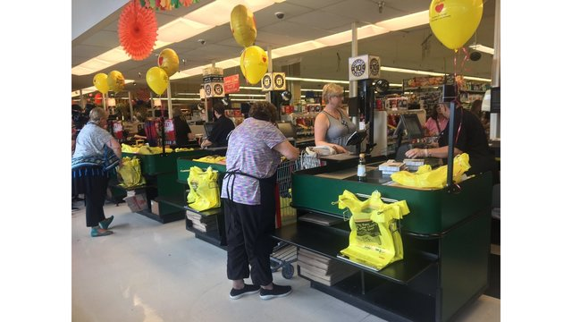 Customers Surprised At Shoprite