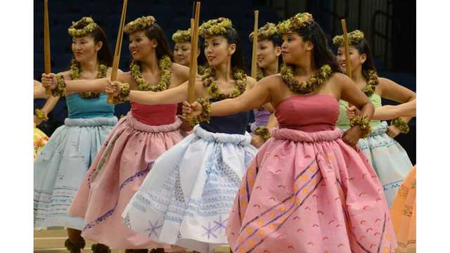 Traditional Hula Ensemble Comes to Weis Center