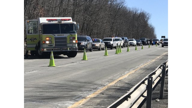 UPDATE: Police activity in Roaring Brook Township was part of a death investigation