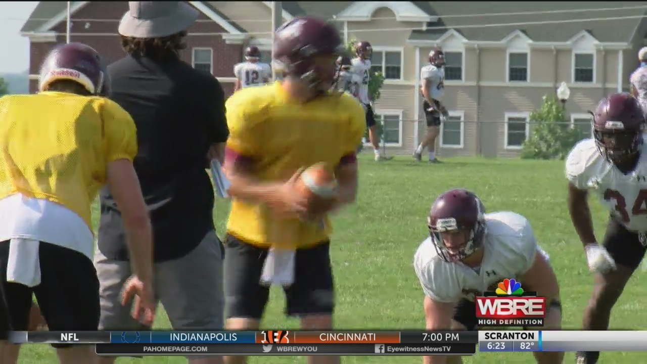 College Football Previews Bloomsburg University Lycoming College