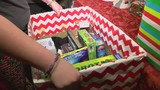 Mom of boy hurt in car crash collects toys for teens