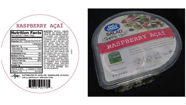 new salad recall affects pennsylvania consumers