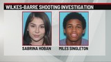 Police looking for two people wanted for questioning in shooting case