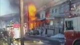 The fire dangers of row homes