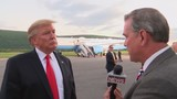 Eyewitness News One on One with President Trump