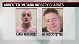 Bank Robbery Leads to Stand Off