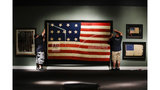 Rare 13-star flags going on display at Revolution museum